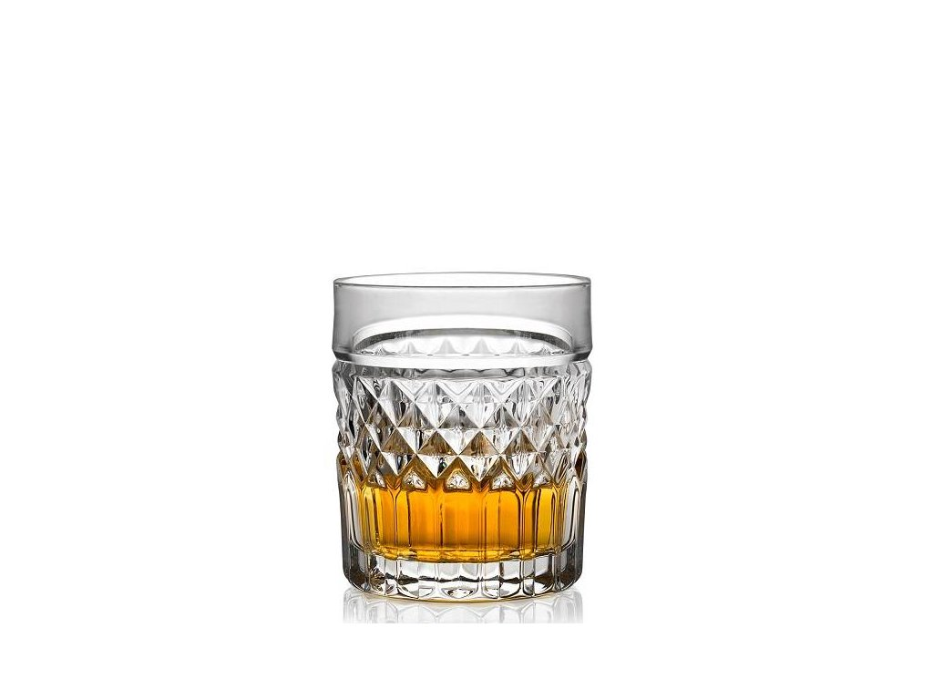 Crystal Bohemia Sklenice na whisky Harry 320 ml