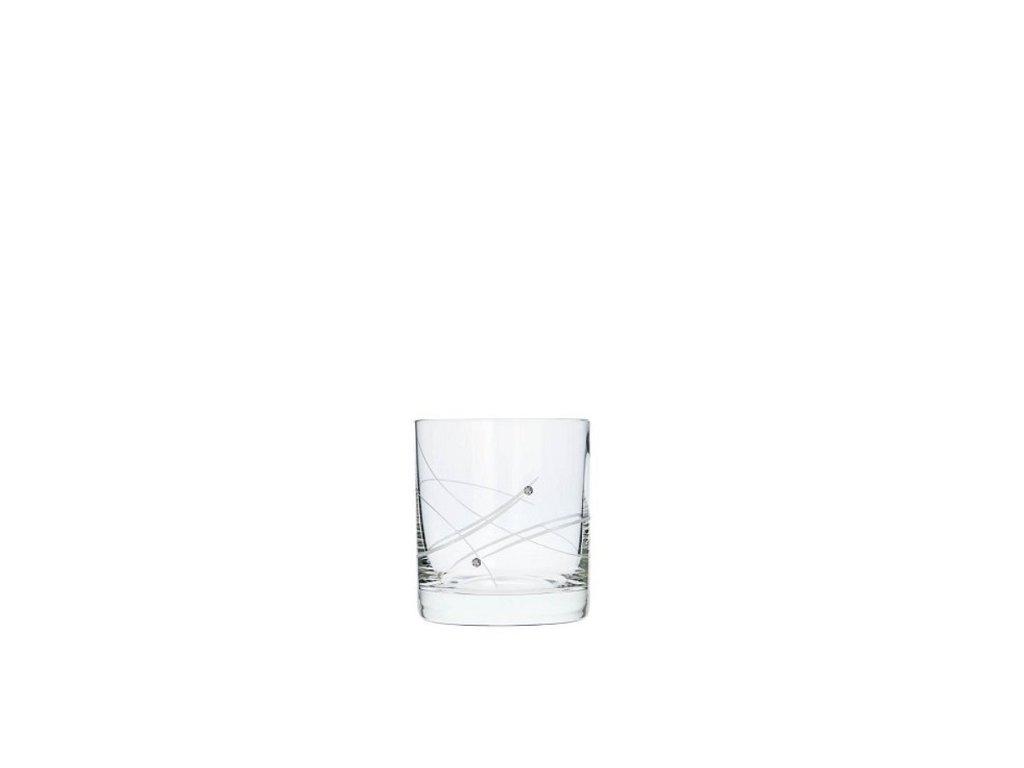 sklenice na whisky swarovski