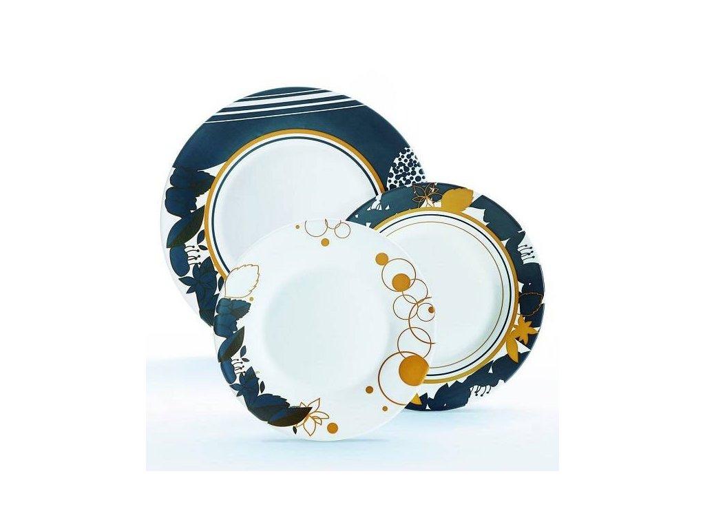 Orme Jídelní souprava talířů Luminarc 18 ks