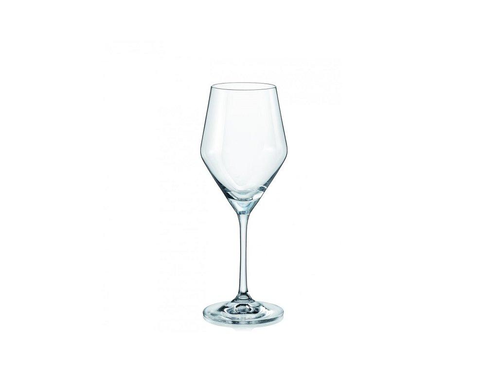 Crystalex Sklenice na víno Jane 360 ml