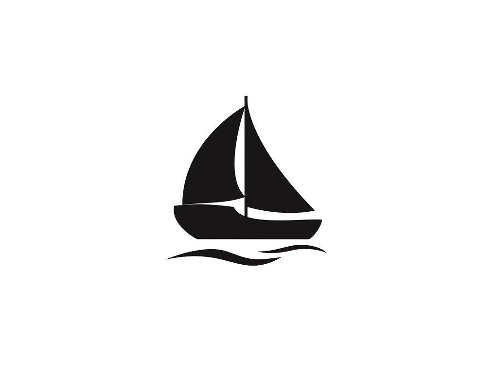 Loď pískování obrázku