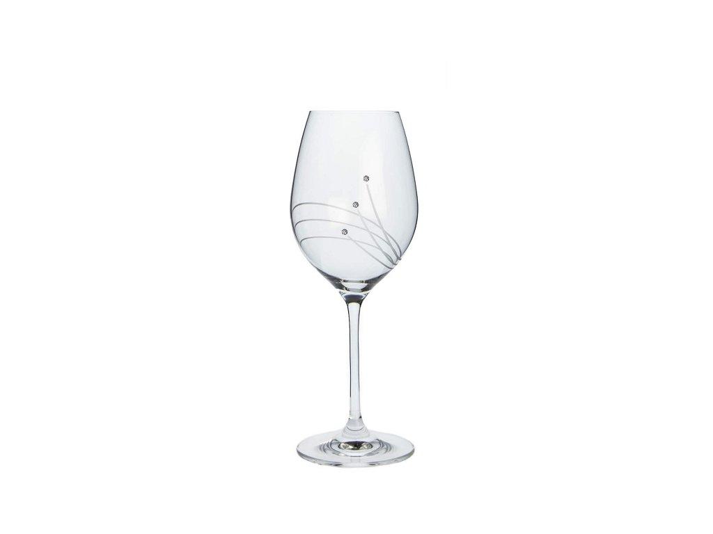 Sklenice na víno Swarovski classic 470 ml