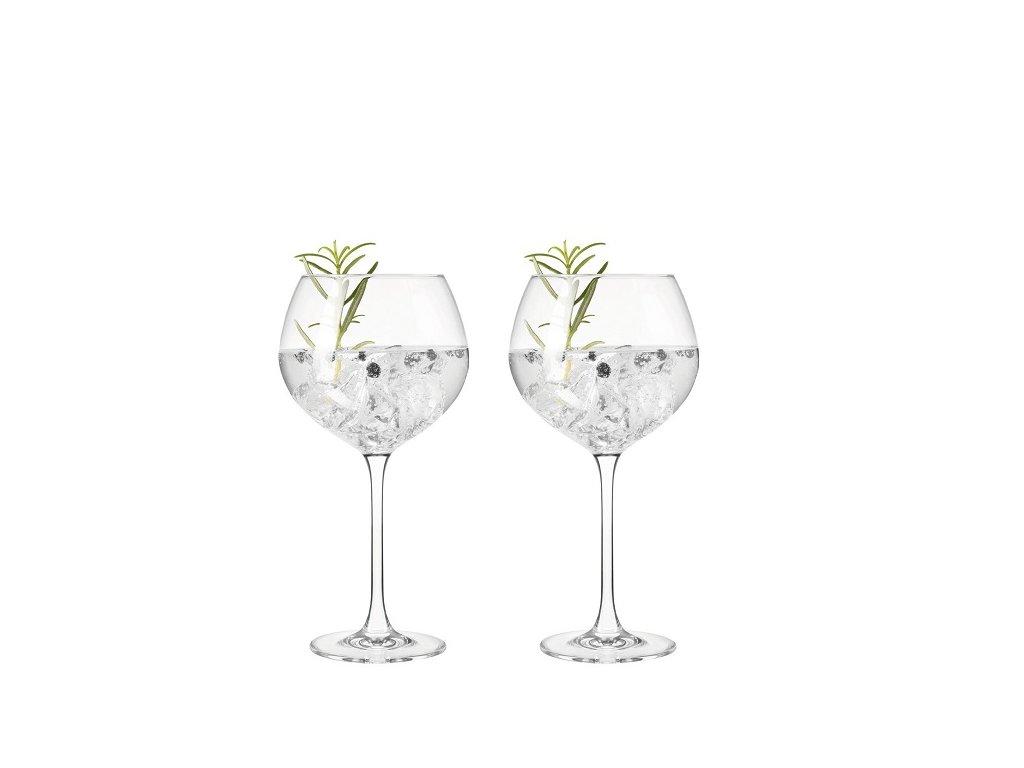 Leonardo Sklenice na Gin Tonic 630 ml