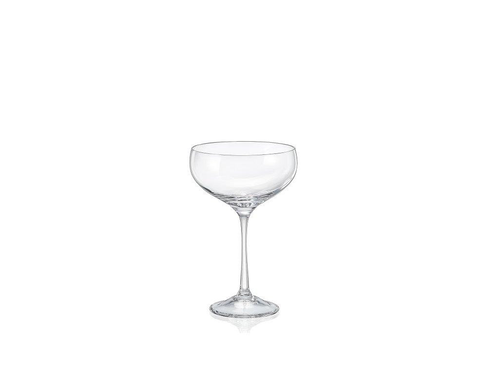 Crystalex Sklenice na koktejly Pralines 180 ml čirá 40919 180