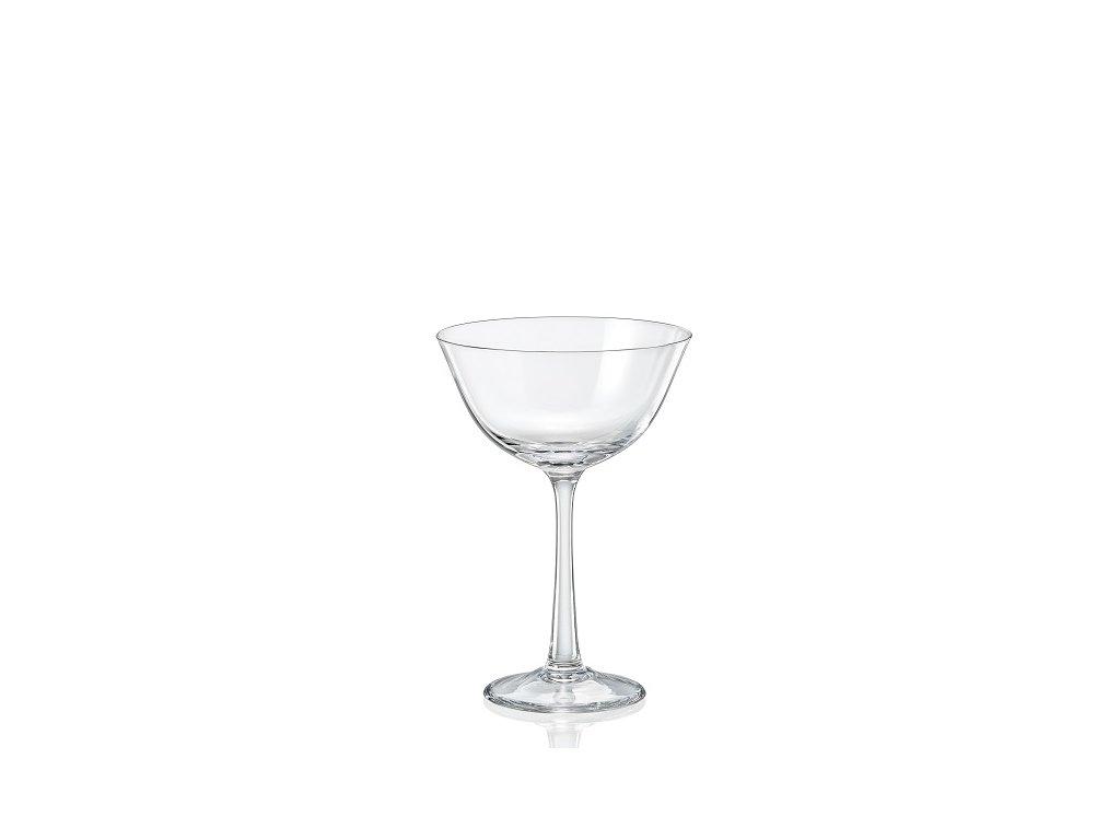 Crystalex Sklenice na koktejly Pralines 170 ml 40917 170