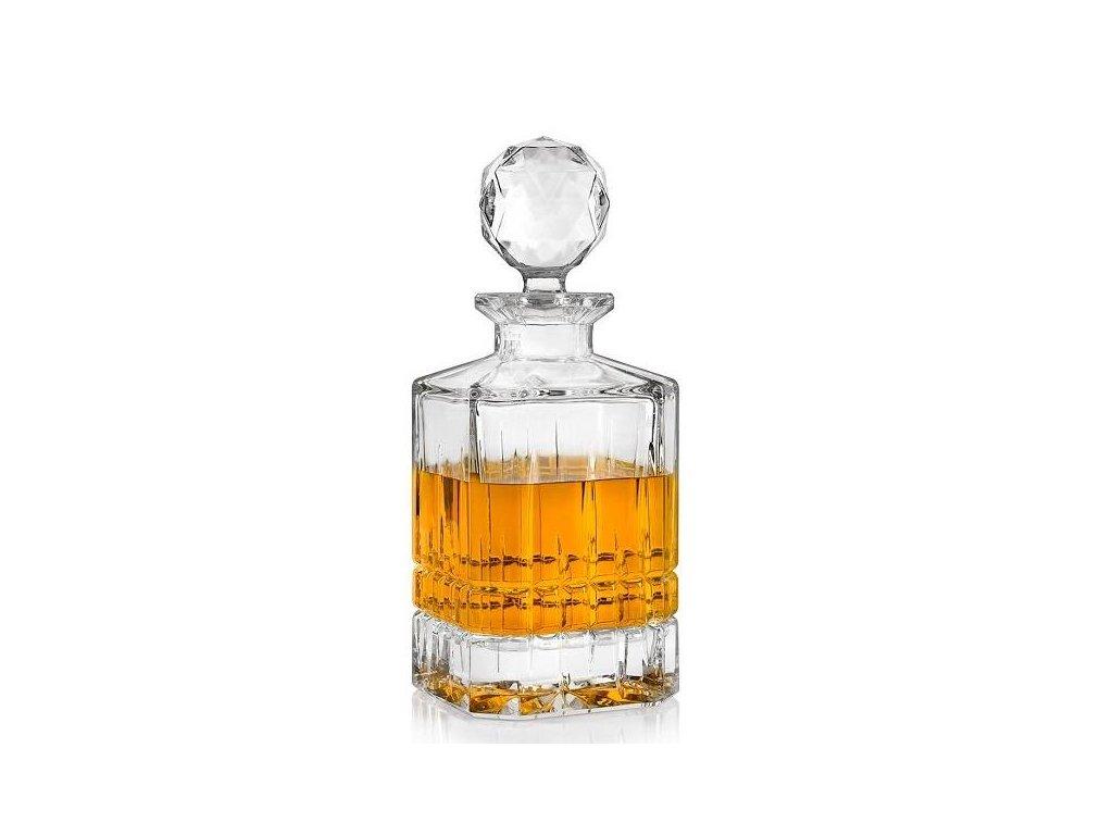 Crystal Bohemia Dover karafa na whisky
