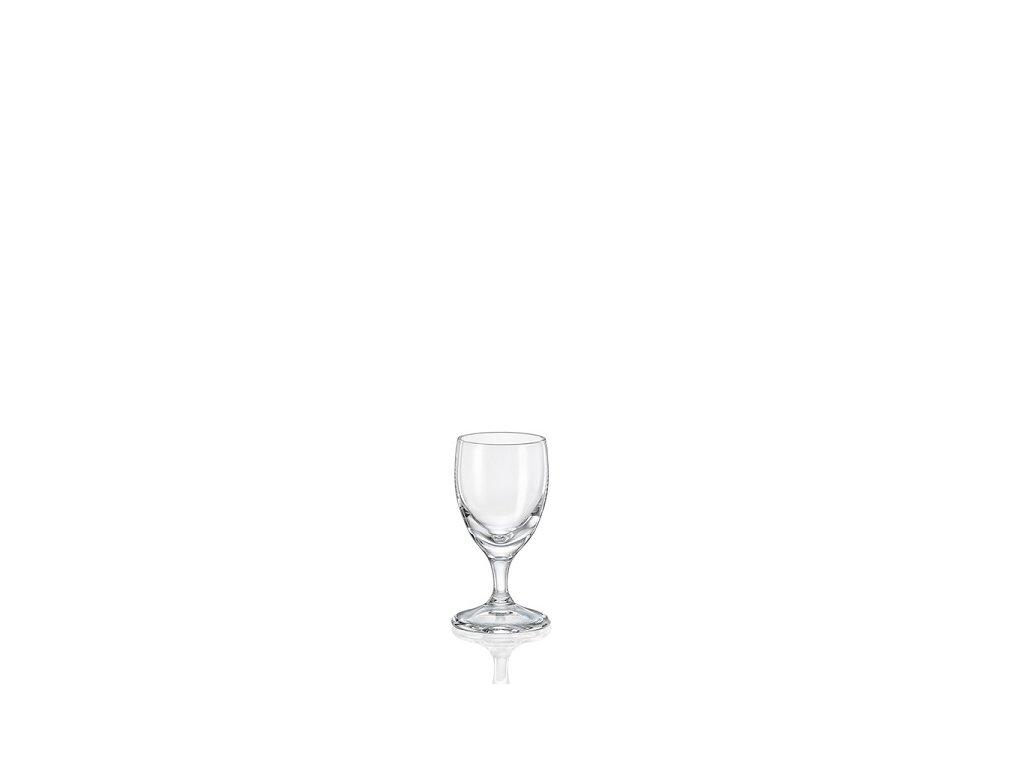 Crystalex Pralines sklenice 30 ml 6 ks
