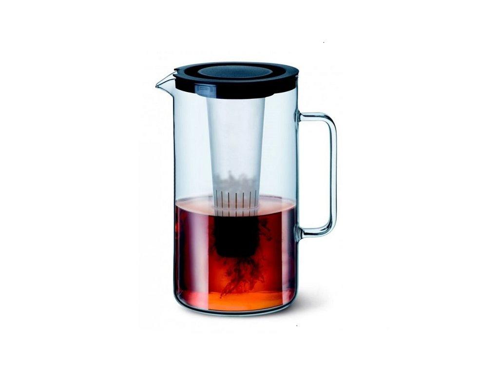 Simax Džbán s vložkou led a sítkem na čaj 2,5 l