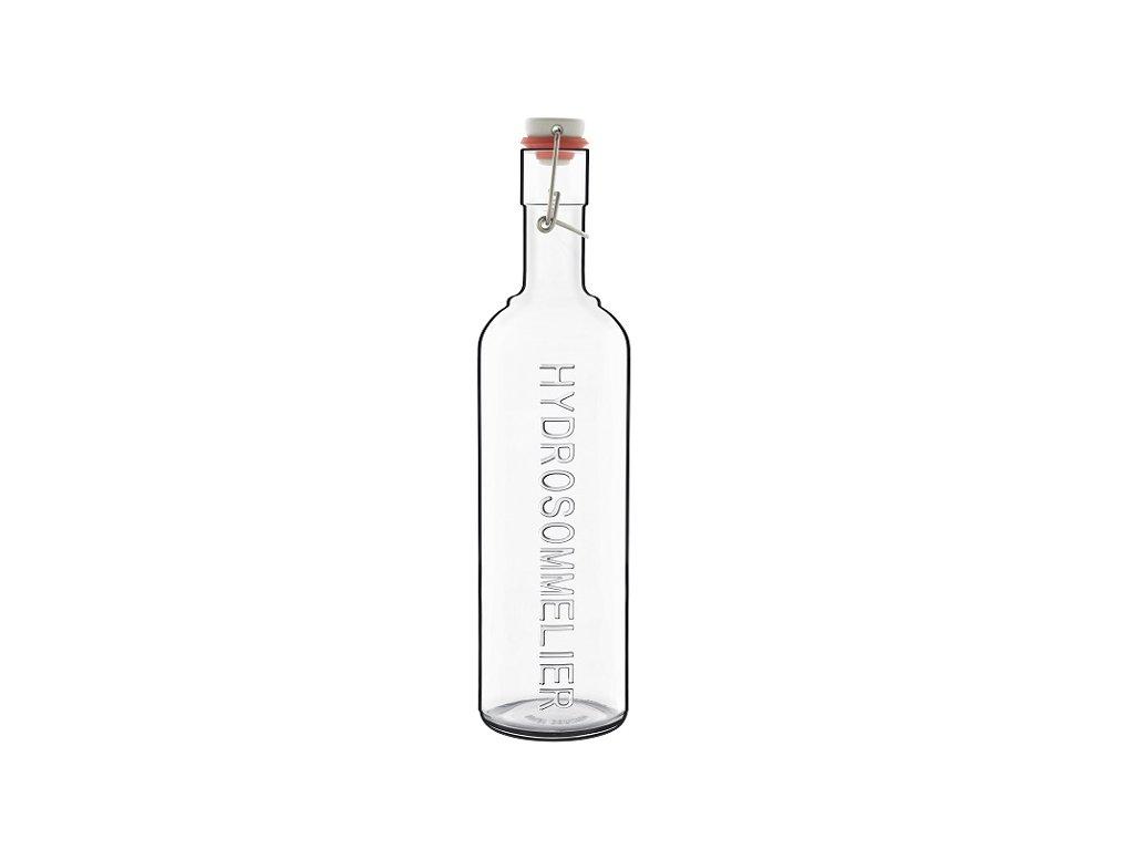Luigi Bormioli Skleněná láhev HYDROSOMMELIER 1 l