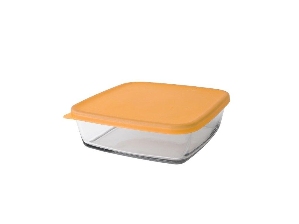 simax hrantý zásobník 1 l oranžový eshop