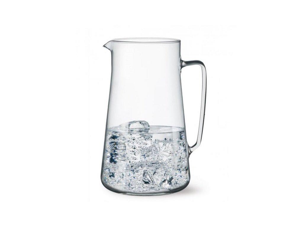 Simax Skleněný džbán Agra z varného skla led