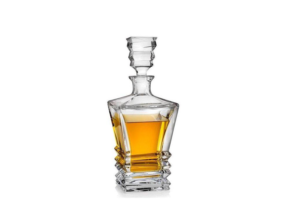 bohemia jihlava rocky whisky karafa