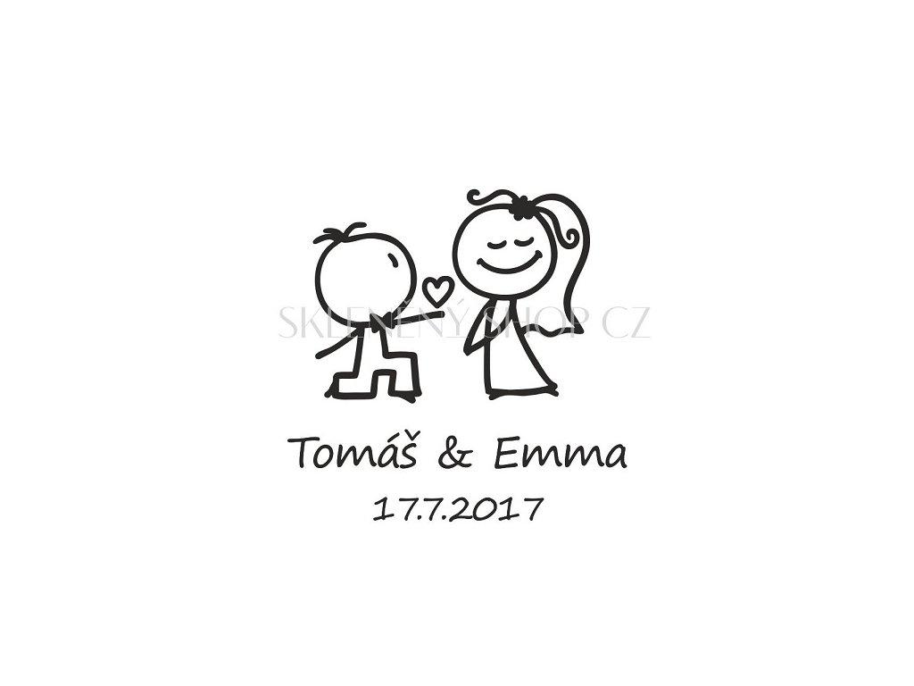 Novomanželé s28 2