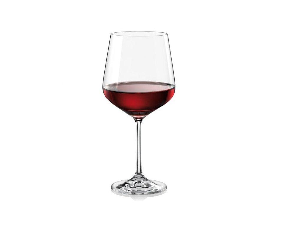 crystalex sklenice sandra 570 ml