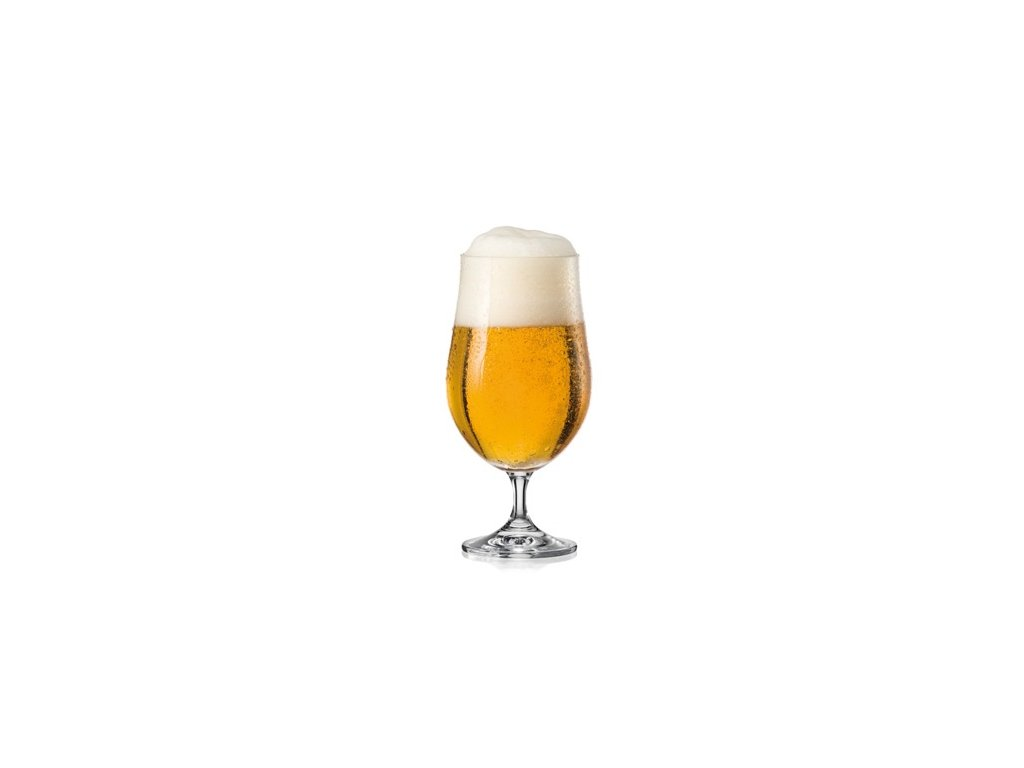 Crystalex Sklenice na pivo BAR 380 ml