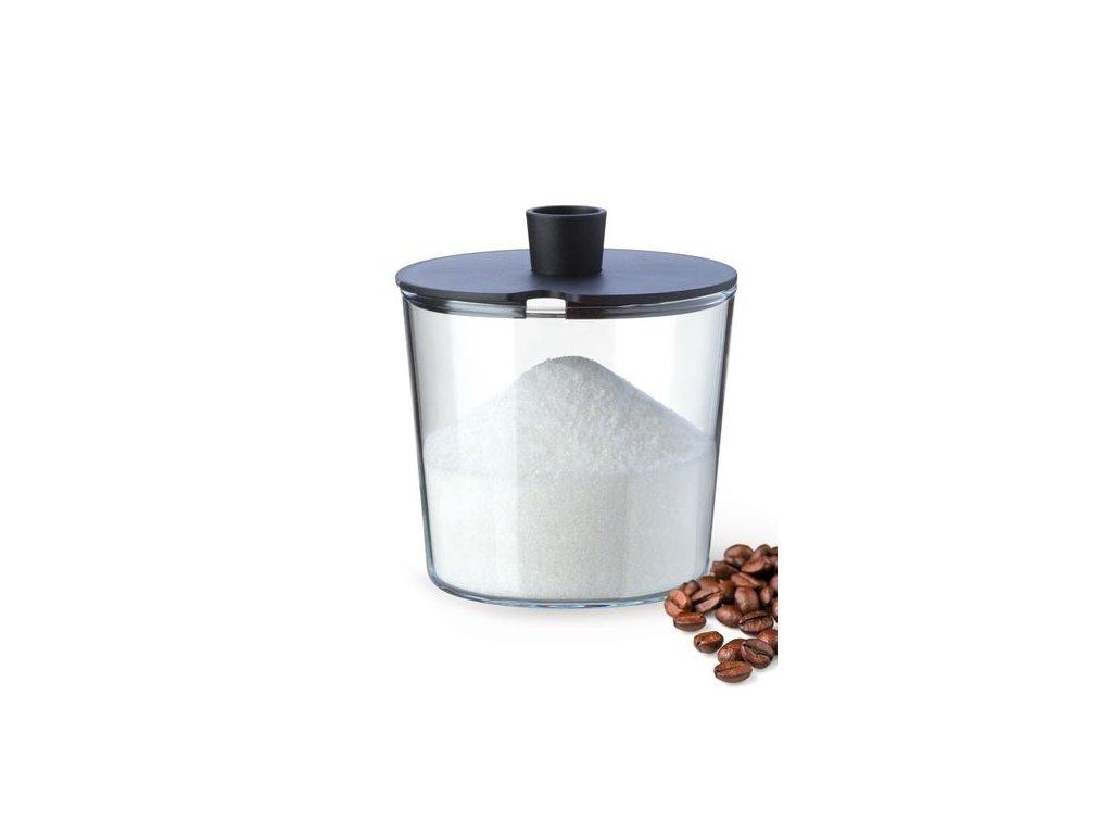 VYŘAZENO Simax Skleněná cukřenka KON 630 ml
