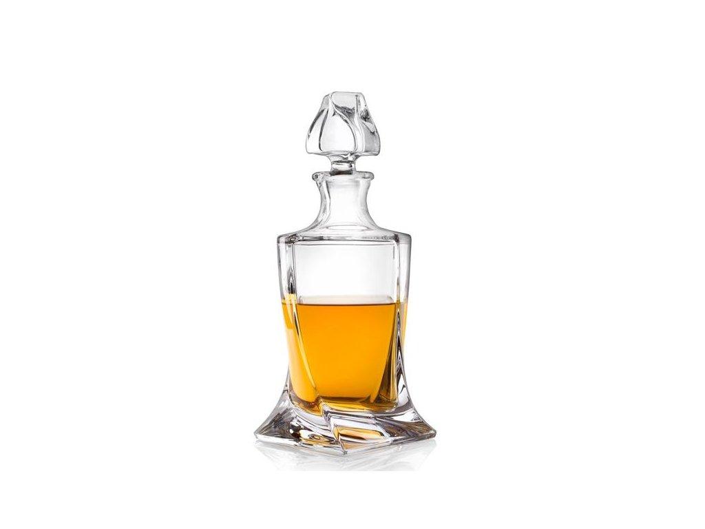 Quadro whisky karafa Crystalite Bohemia