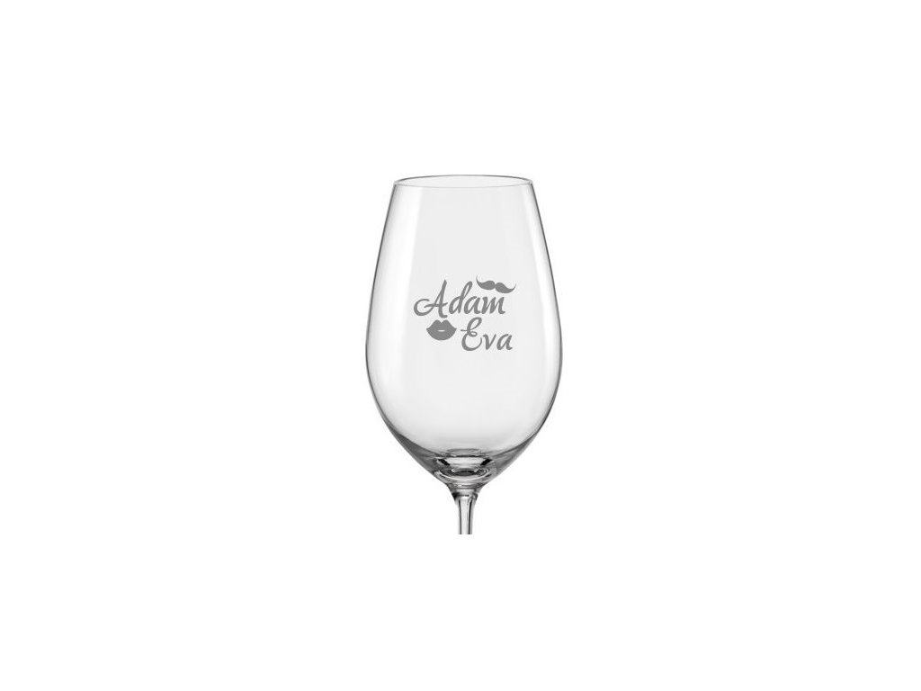 svatební skleničky mr a miss s02 viola 350 v