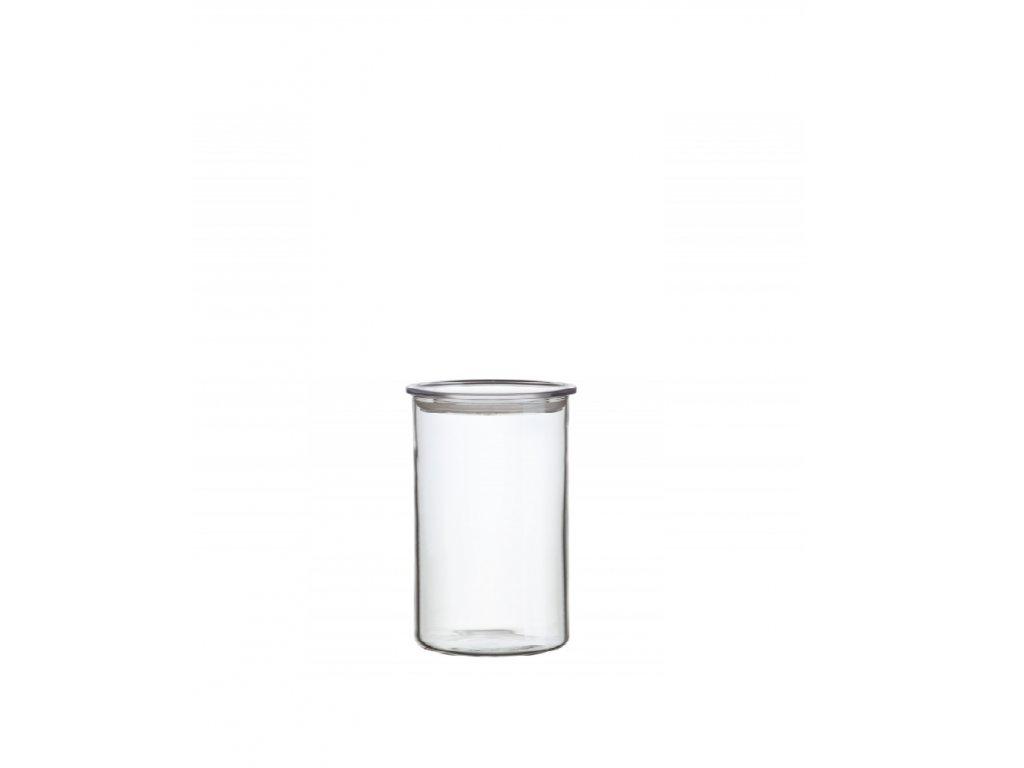Simax Skleněná dóza s těsnícím víčkem 0,5 l
