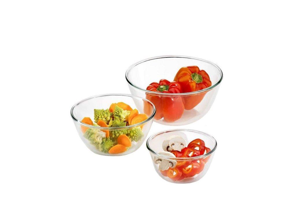 sada sklenenych mis simax bowle