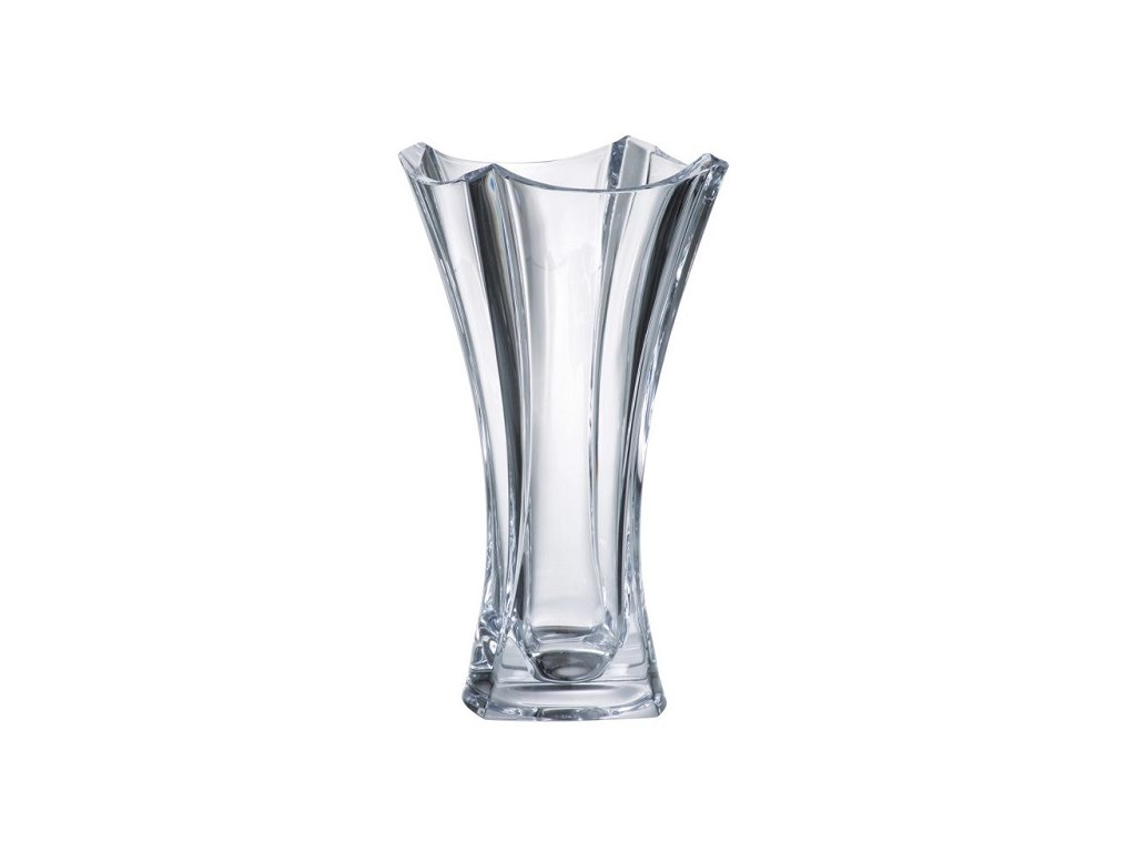 Crystalite Bohemia Skleněná váza COLOSSEUM 355 mm