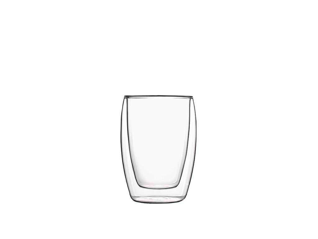 dvoustěnná sklenice thermic glass 270 ml luigi bormili
