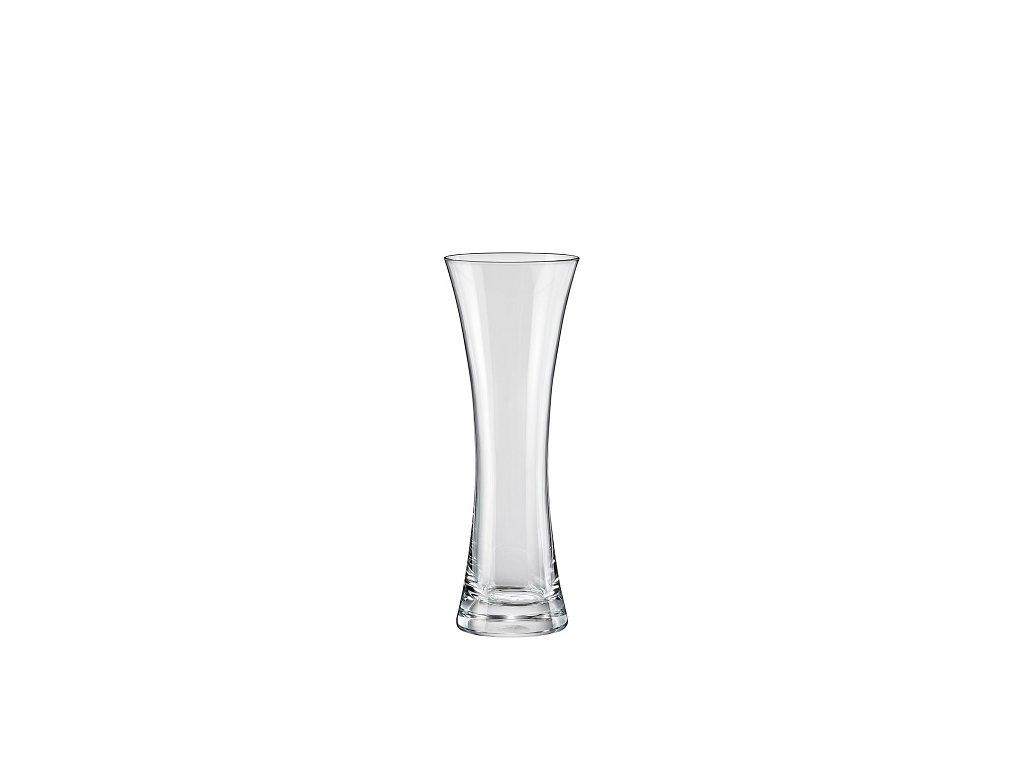 crystalex skleněná vázička 195 ml