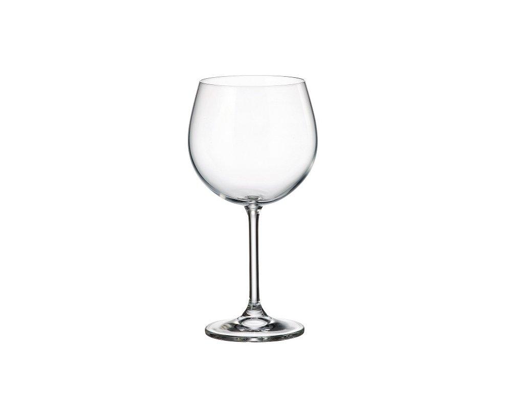 crytalite bohemia sklenice na víno Colibri 570 ml