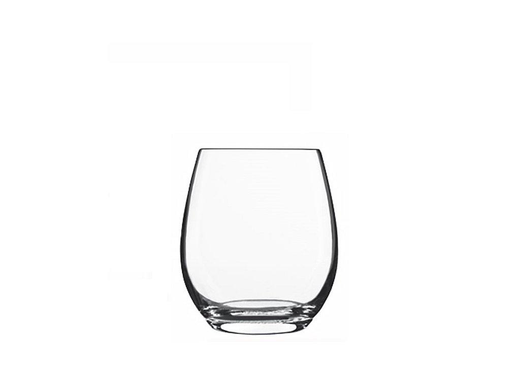 sklenice na vodu hydrosommelier luigi bormili