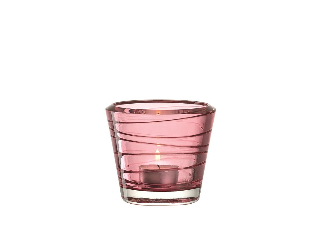 leonardo svícínek vario rubino 019475