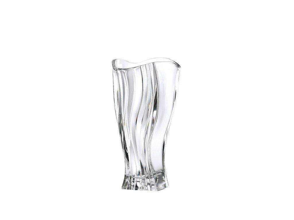 Nachtmann skleněná váza Curve 30 cm 99440