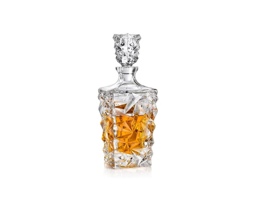 Bohemia Jihlava Glacier whisky karafa