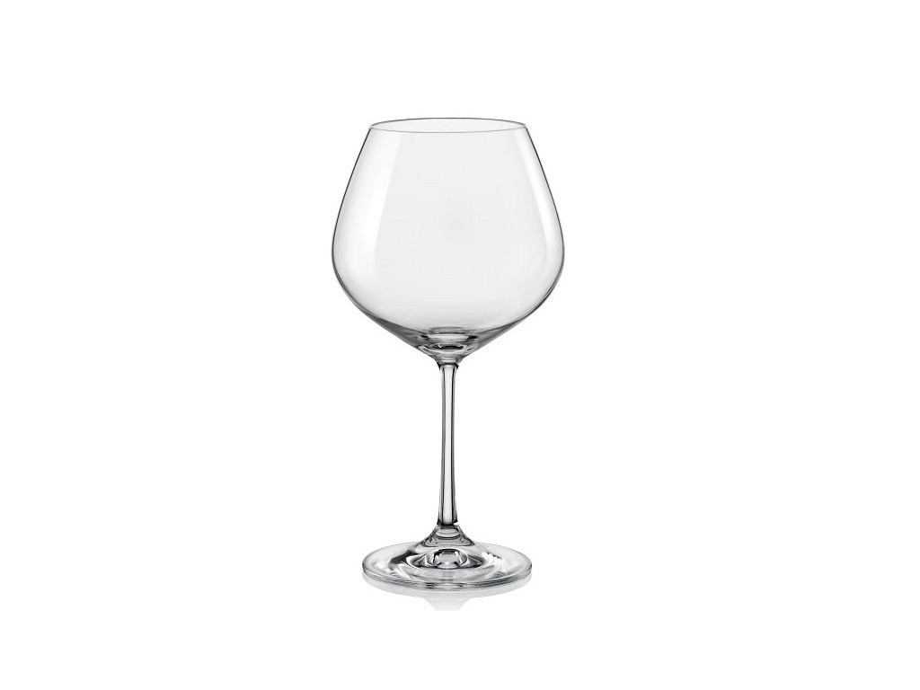 crystalex sklenice na červené víno Viola 570 ml