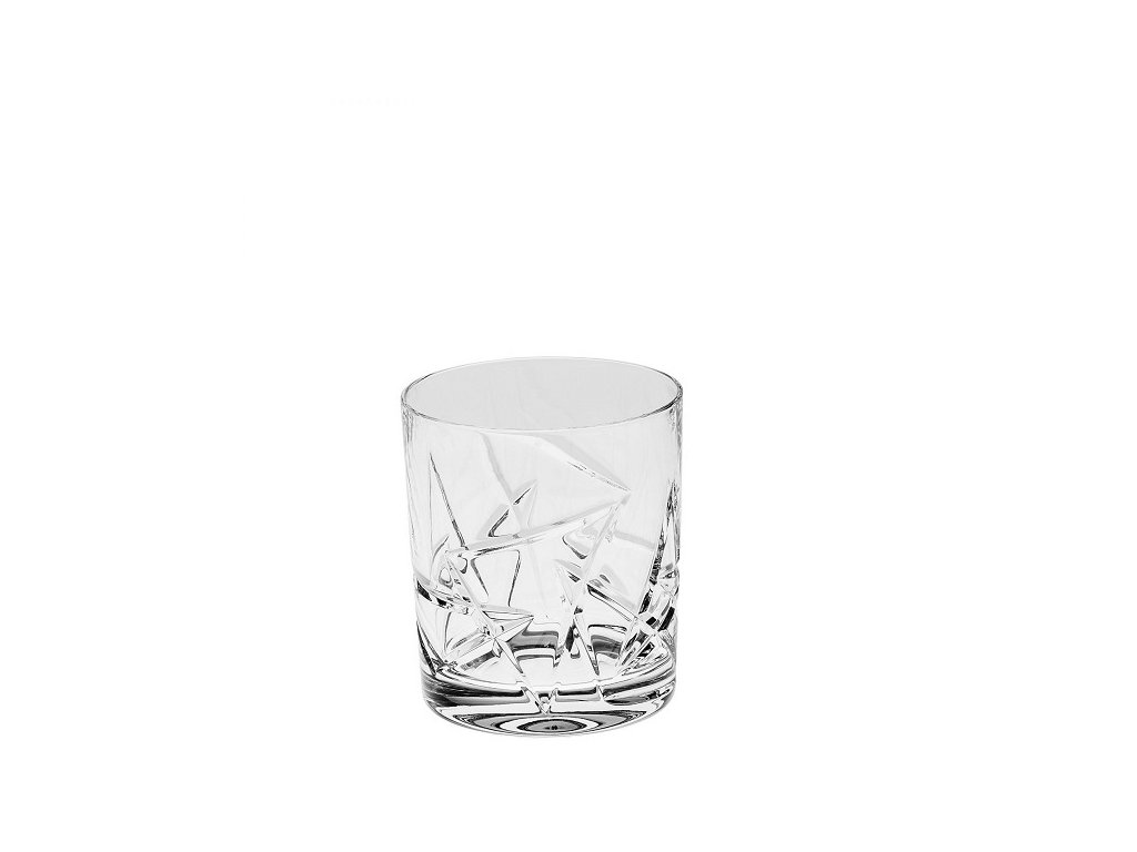 crystal bohemia sklenice na whisky phoenix 320 ml