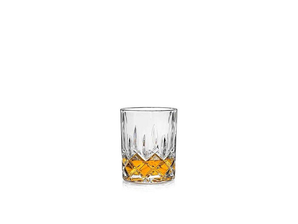 crystal bohemia sklenice na whisky sheffield 270 ml