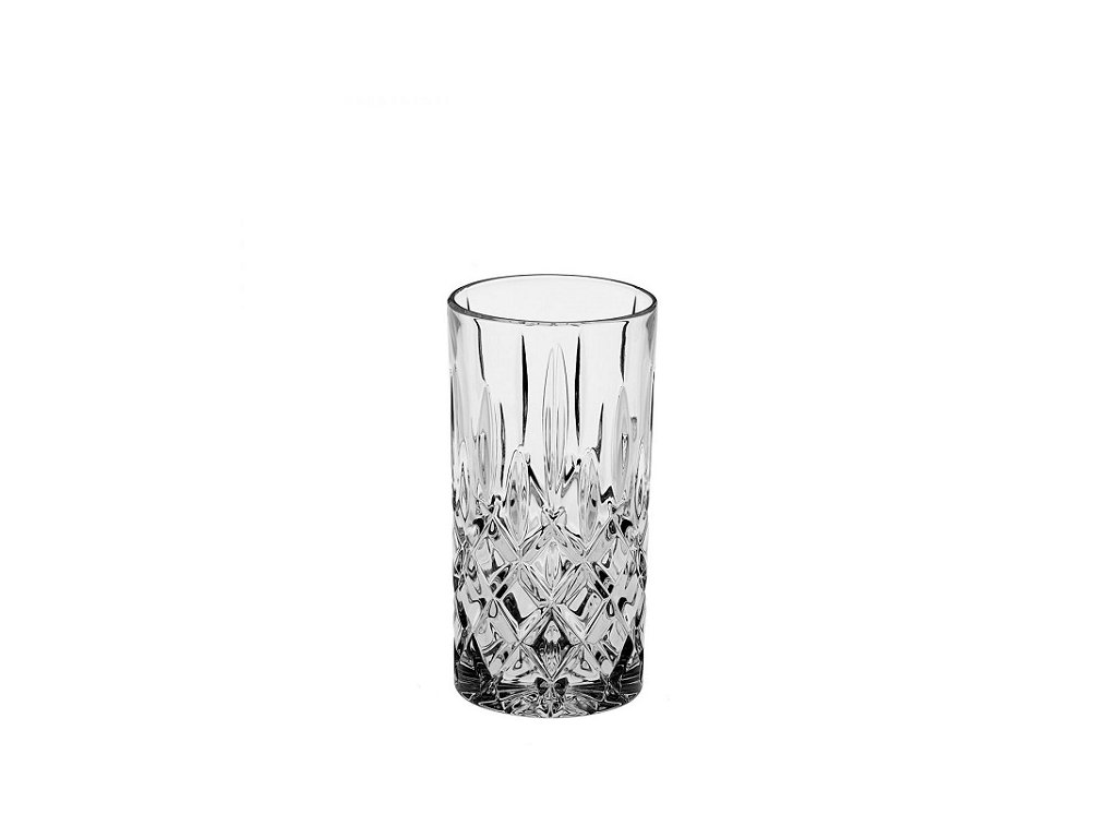 crystal bohemia sklenice sheffield 380 ml