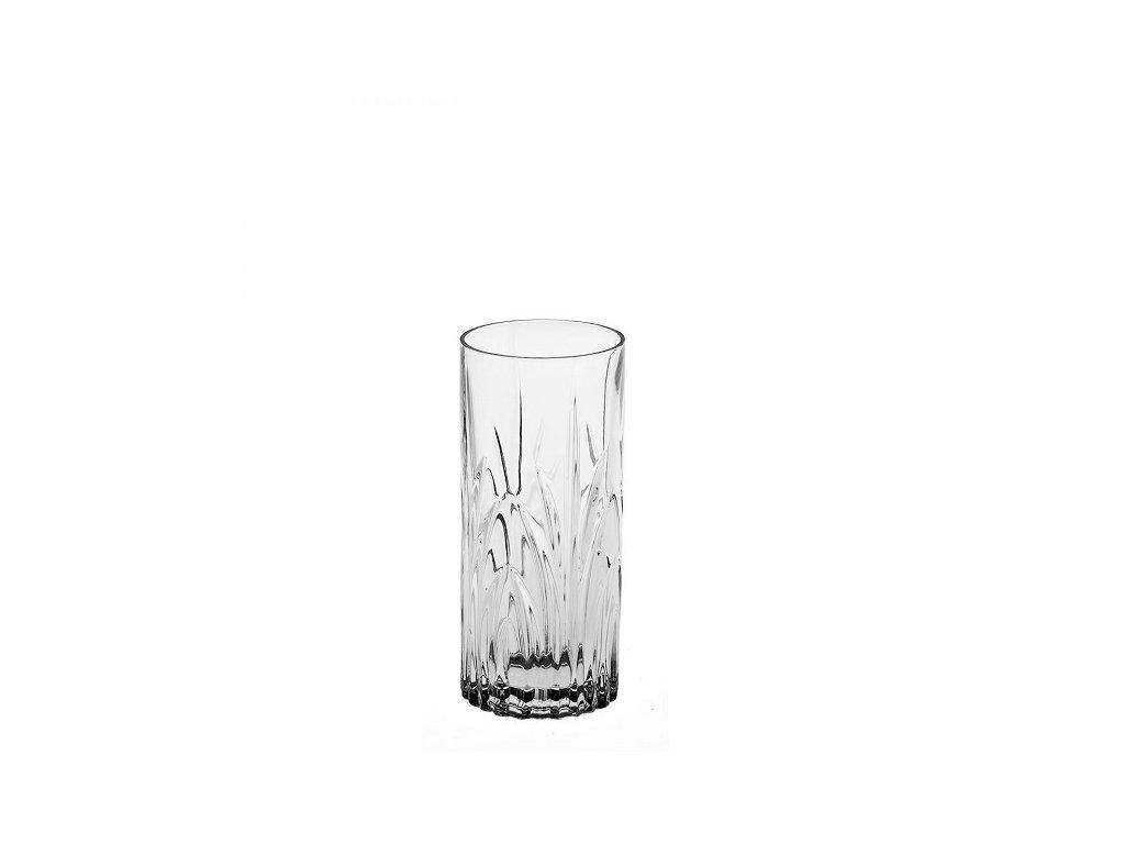 crystal bohemia sklenice na long drink elise 350 ml