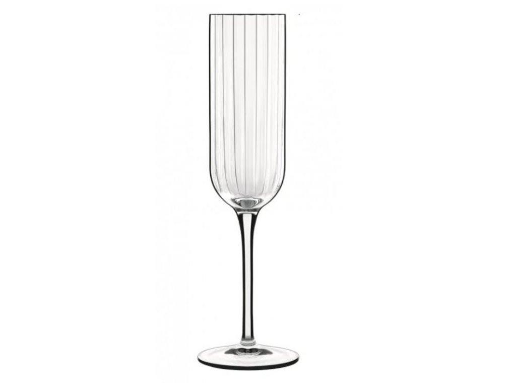 luigi bormioli sklenice na sekt bach 210 ml