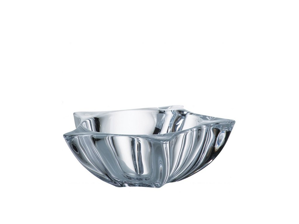 Crystalite Bohemia Skleněná mísa YOKO 305 mm