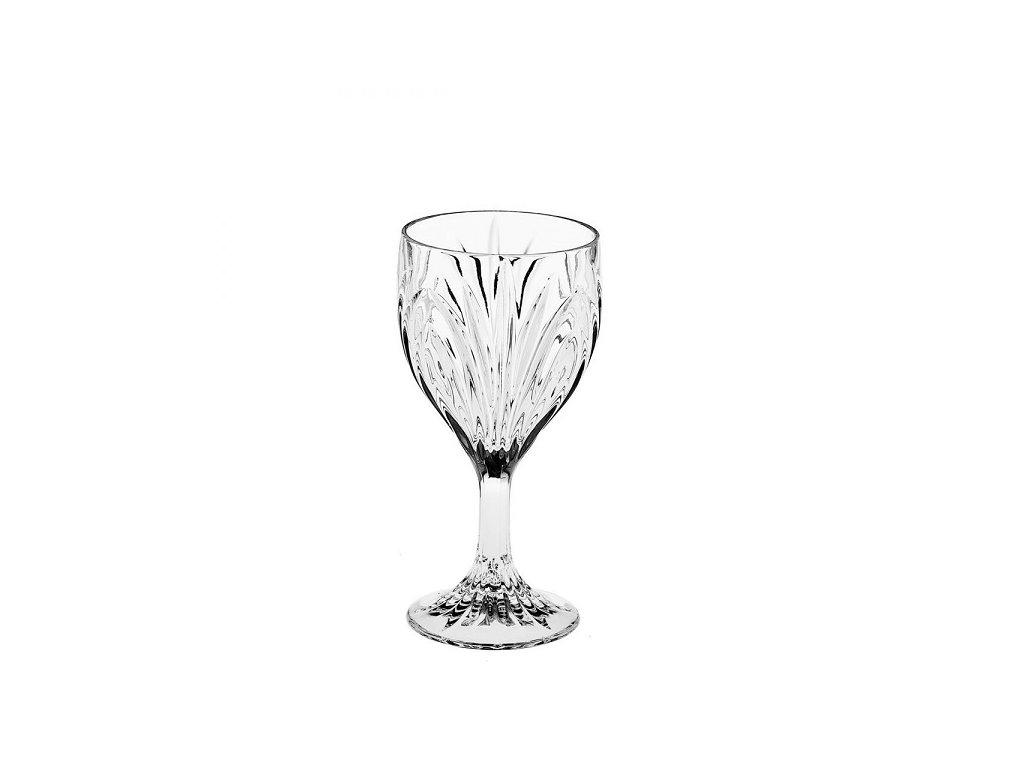 crystal bohemia sklenice na víno elise 220 ml