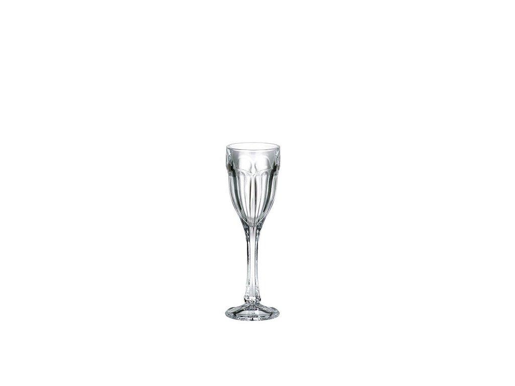 Crystalite Bohemia sklenička na likéry Safari 50 ml