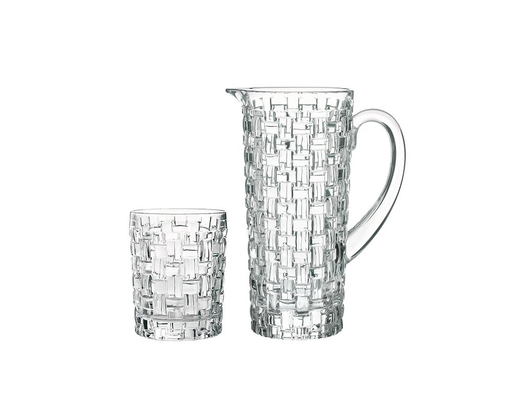 Nachtmann Bossa nova Pitcher set 1+4