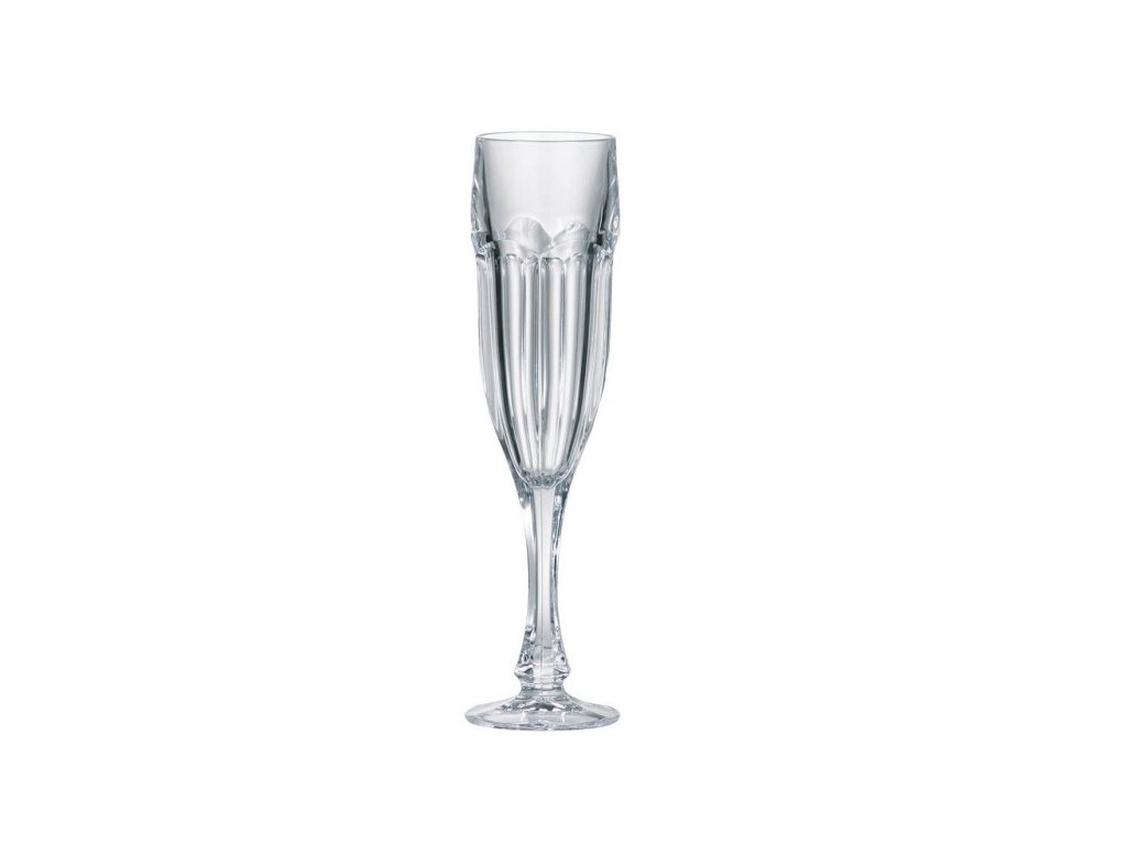 Crystalite Bohemia Sklenice na šumivé víno SAFARI 150 ml