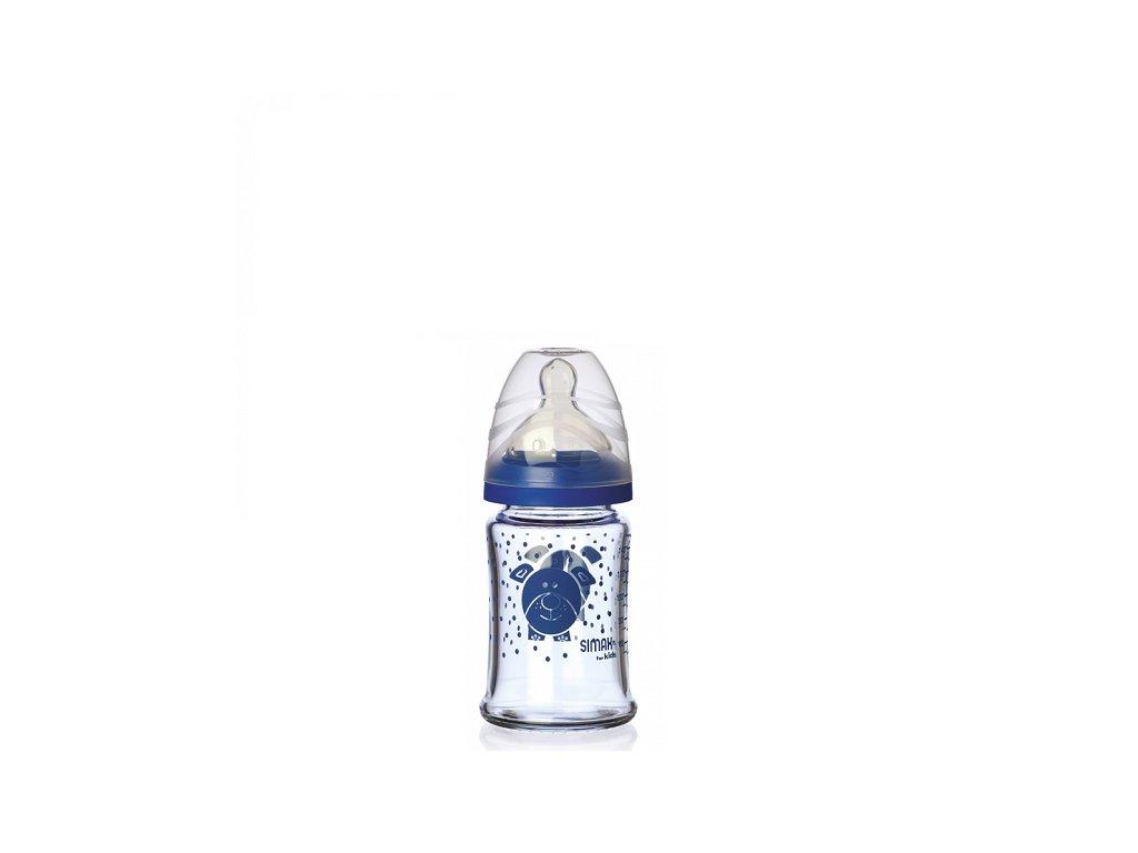 Simax kojenecká láhev pejsek