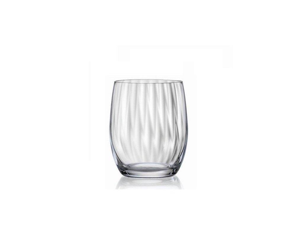 Crystalex Sklenice WATERFALL 300 ml