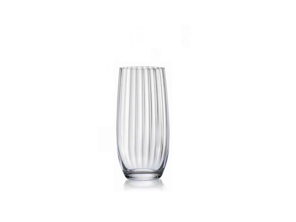 Crystalex Sklenice WATERFALL 350 ml