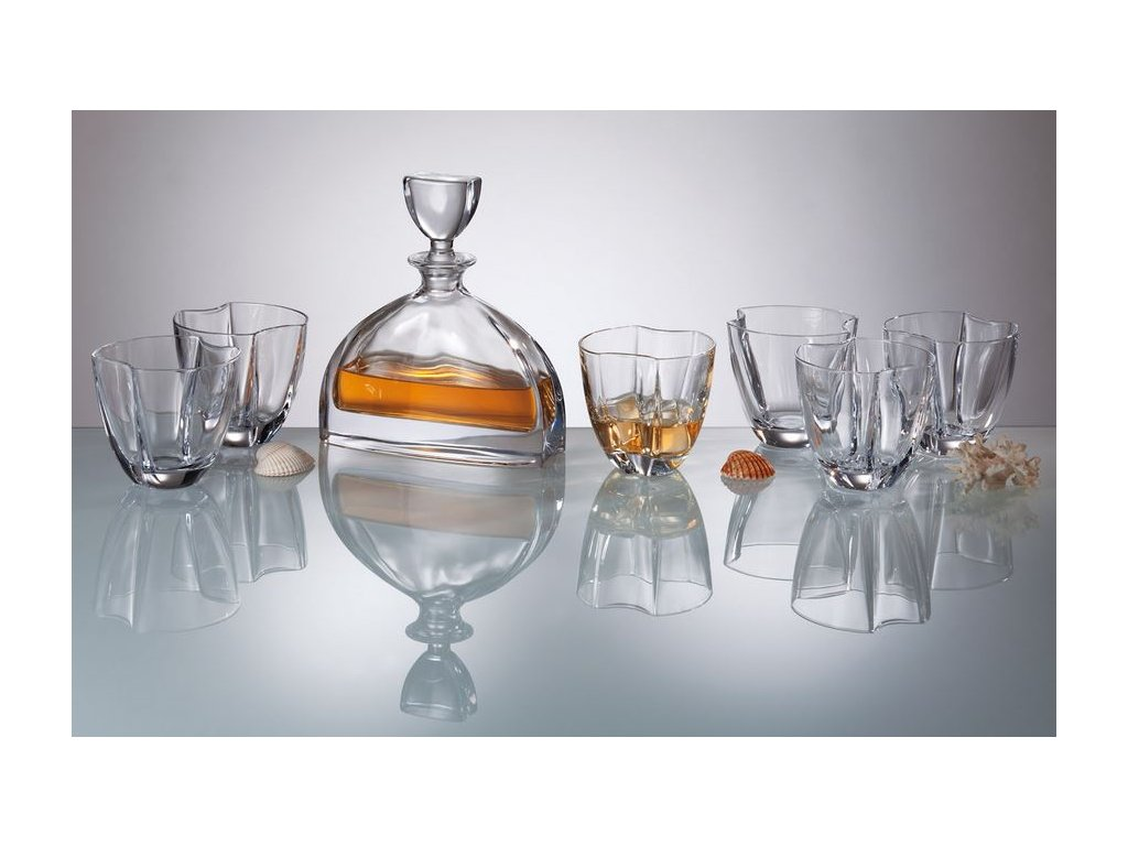Crystalite Bohemia Nemo Whisky Set (1+6)