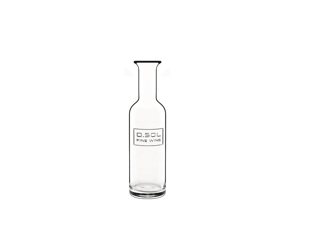 servírovací láhev na víno Optima 0,5 l Luigi Bormioli