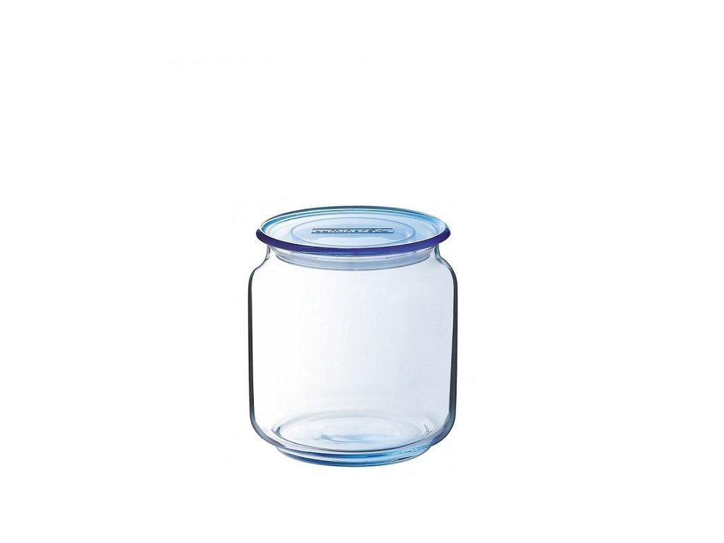 Luninarc dóza na potraviny RONDO ICE CUBE blue 0,5 l