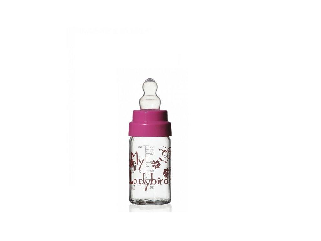 Simax kojenecká láhev beruška 125 ml